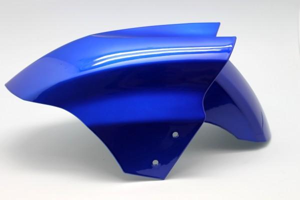 Trike25 - Verkleidung, Spritzschutz Vorderrad, blau lackiert