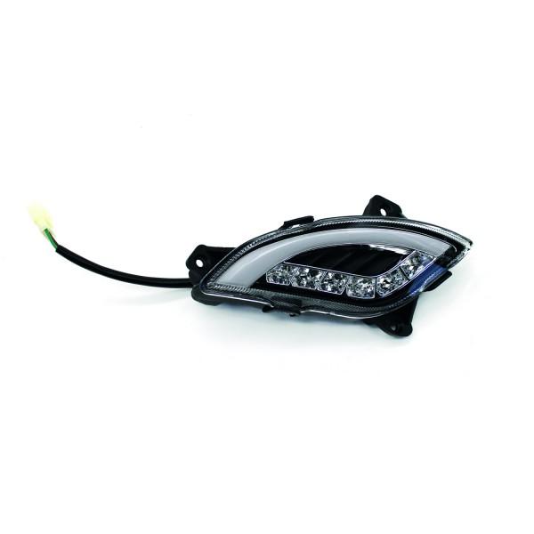 Retro45 - Blinker vorne, rechts mit LED Tagfahrlicht