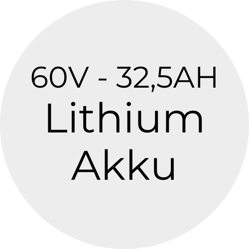 60V32,5AhLithium
