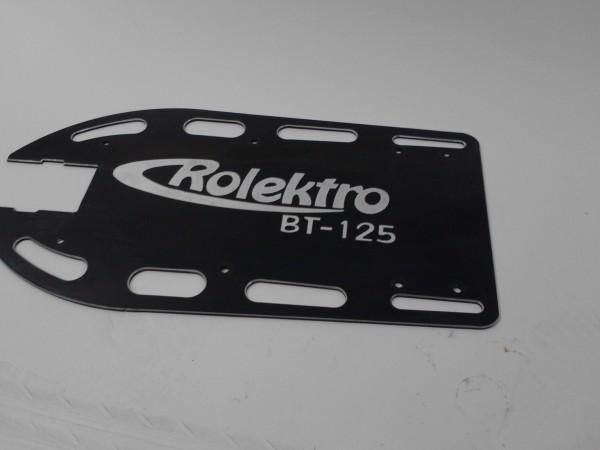 BT125 - Trittbrett, Metall