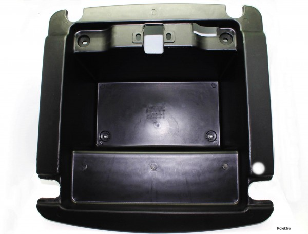 Trike25 - Verkleidung, Staubox, schwarz