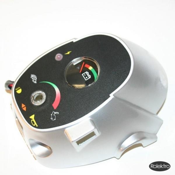 eco-Mobil 15 - Verkleidung Cockpit