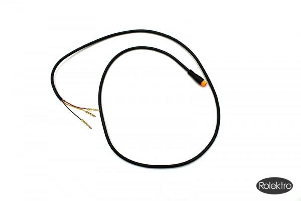 Fun20V2 - Kabel von Steuerelektronik zum Brems- / Rücklicht
