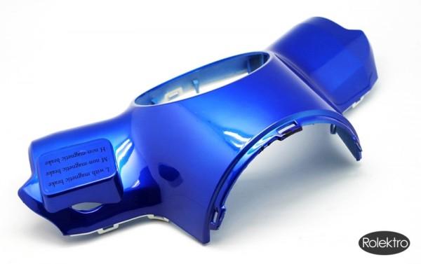 Trike25 - Verkleidung Lenker, blau lackiert
