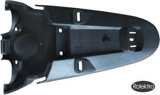 light40 - Verkleidung: Spritzschutz und Kennzeichenhalter