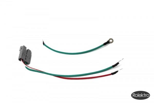 City20V2/City45V2 - Akku Verbindungsstecker mit Kabel, Anderson System