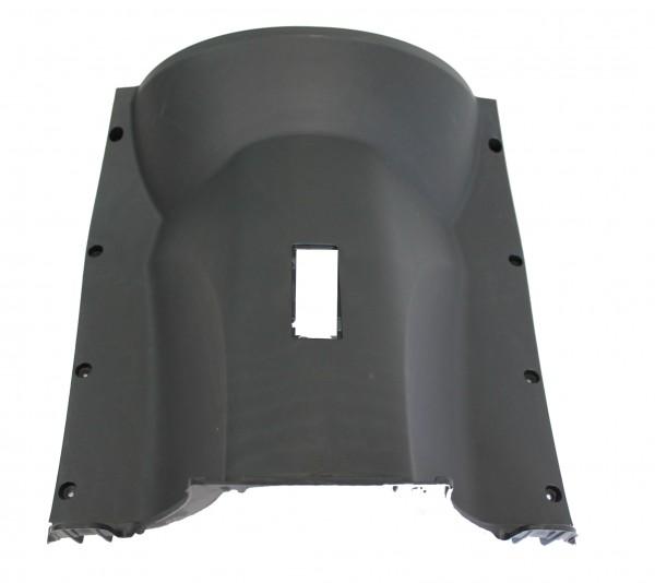 Trike25 - Verkleidung, Lenksäule unterer Bereich , schwarz