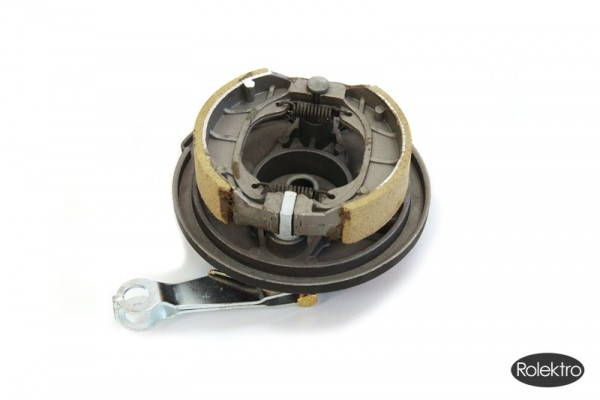 Trike15/25V2 - Bremstrommel vorne, komplett