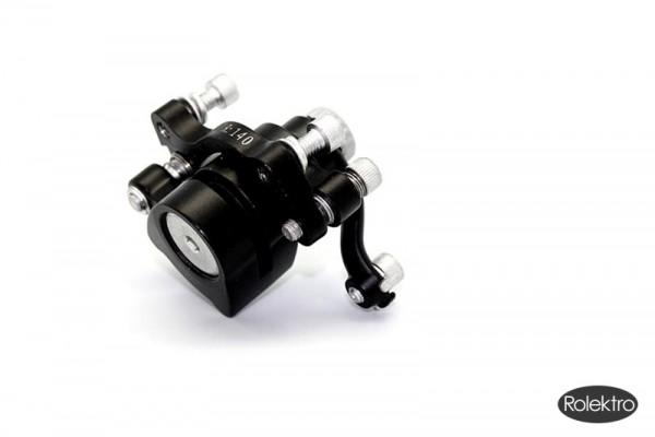 BT250 - Bremssattel (Zylinder), schwarz, Ches-A ab 09/12