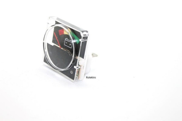 eco-Mobil 15 - Batterieladeanzeige, Analog
