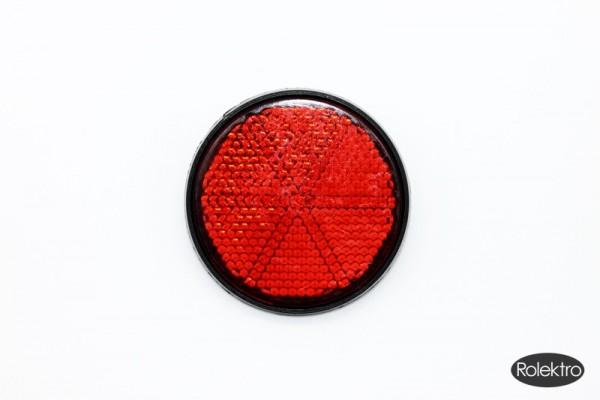 Carrier25 - Reflektor rot, rund