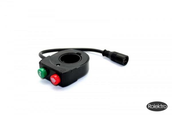 BT250 - Schalteinheit Licht + Hupe mit Stecker, Ches-A