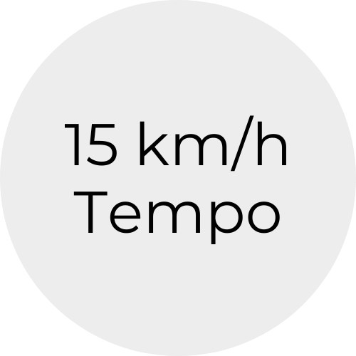 15kmhTempo