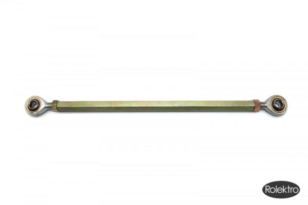 Quad15/25 - Frontachse Spurstange, lang