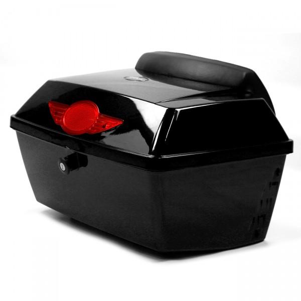 Trike25V3 - Topcase schwarz komplett