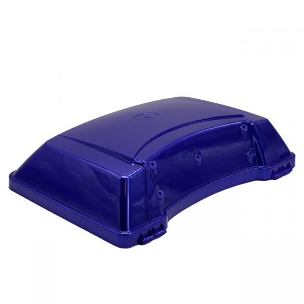Trike25V3 - Topcase, oberer Deckel vom Topcase, Blau