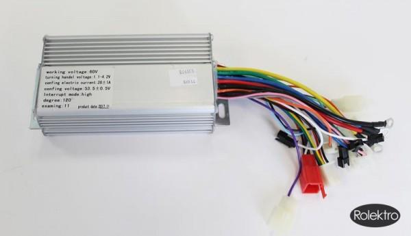 Trike25 - Steuerelektronik 60V