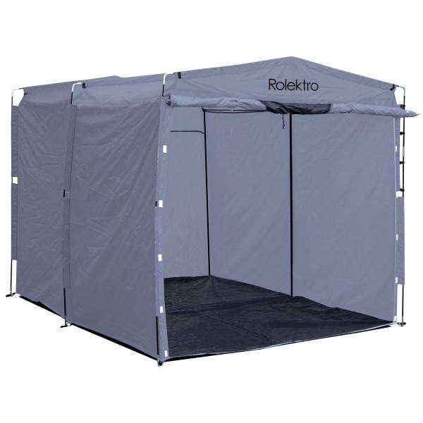 Rolektro-Z., Zelt RL-10, Wasserabweisend, für Auto, Motorrad, Geräte, etc.