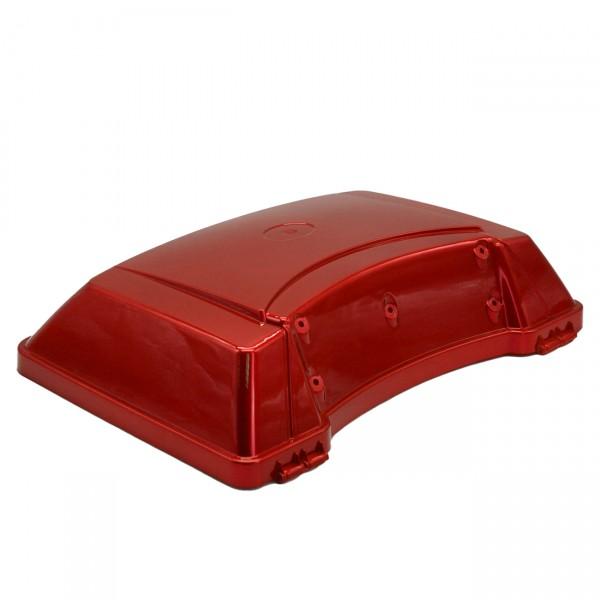 Trike25V3 - Topcase, oberer Deckel vom Topcase, Rot