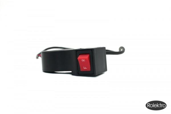 Quad15/25 - Schalter für Vorwärts/Rückwärts
