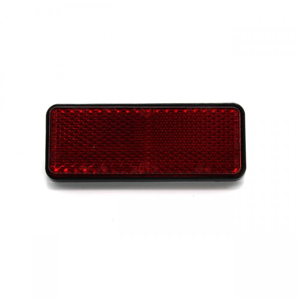 Retro45 - Reflektror, hinten rot