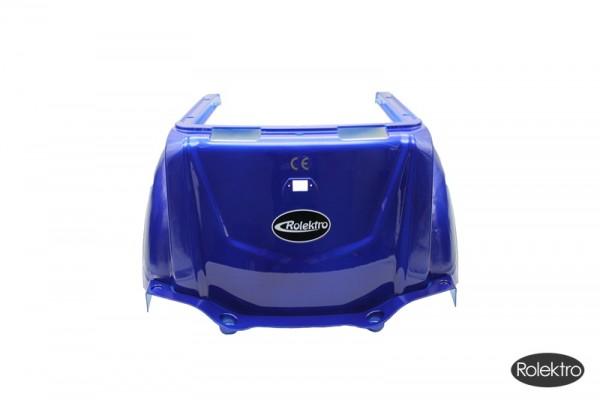 Trike25 - Verkleidung, Sitz hinten unten, blau lackiert