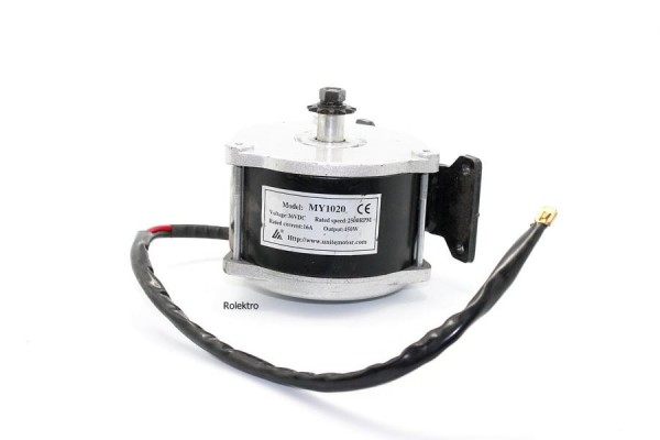 BT100 - Motor