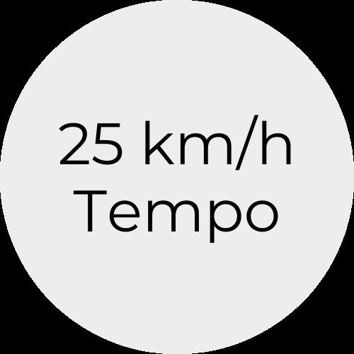 25kmhTempo