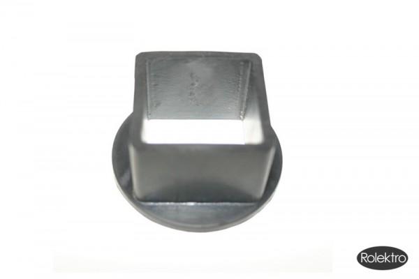 eco-Mobil 15 - Klemmstück für Hinterachse, Getriebe