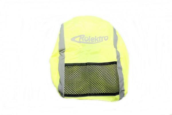 Rolektro-Z., Abdeckhülle, Korbschutz Voll, L: 40cm B: 30cm H: 23cm, Gummibänder unten