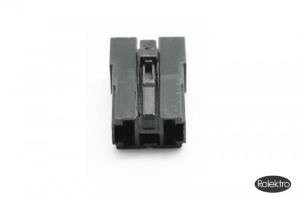 BT250 - Steckerbuchse vom Akku mit Kabelschuh