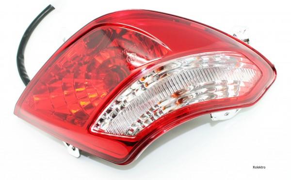 Trike25 - Brems- Rücklicht, hinten, linke Seite