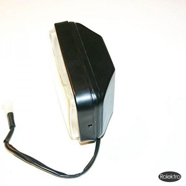 eco-Mobil 15 - Frontscheinwerfer, komplett