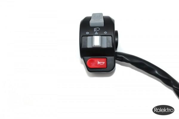 Quad15/25 - Schalter für Blinker, Fernlicht, Hupe