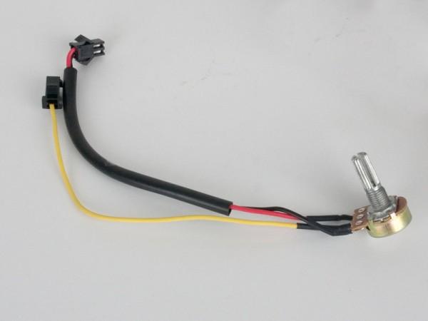 BT500 - Geschwindigkeitspotentiometer