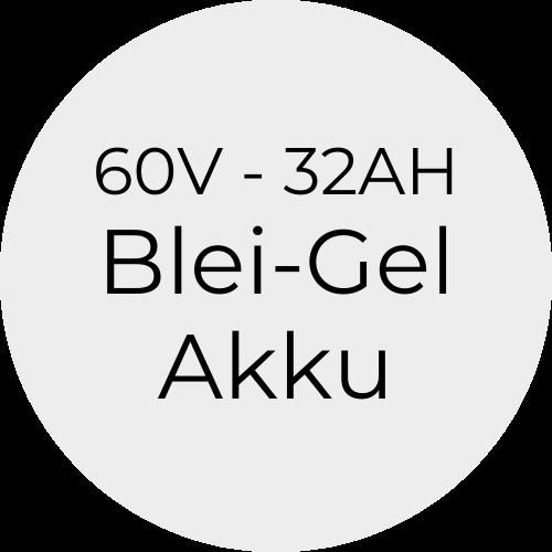 60V32AhBlei-Gel