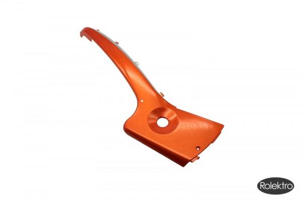 BT200/City20/45/V2 - Verkleidung : Hinten unterteil links, silber/orange