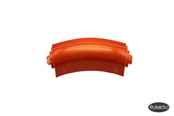 City20V2/City45V2 - Verkleidung : Blende (unter dem Rücklicht), orange