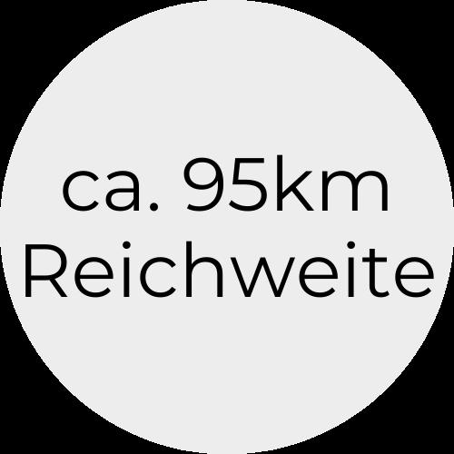 95kmReichweite
