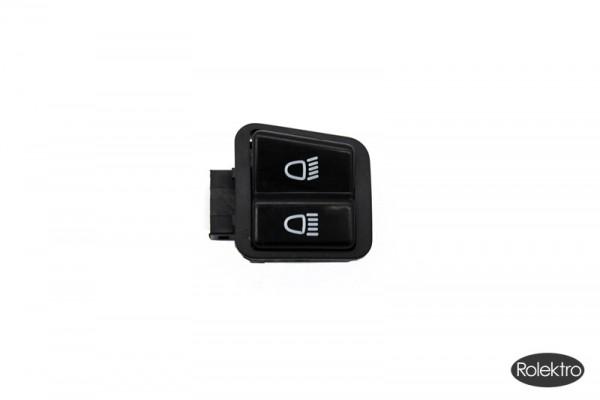 Trike15/25V2 - Schalter für Fern- / Abblendlicht