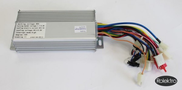 Trike25 - Steuerelektronik 48V