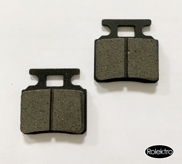 Carrier25 - Bremsbelege für Scheibenbremse vorne
