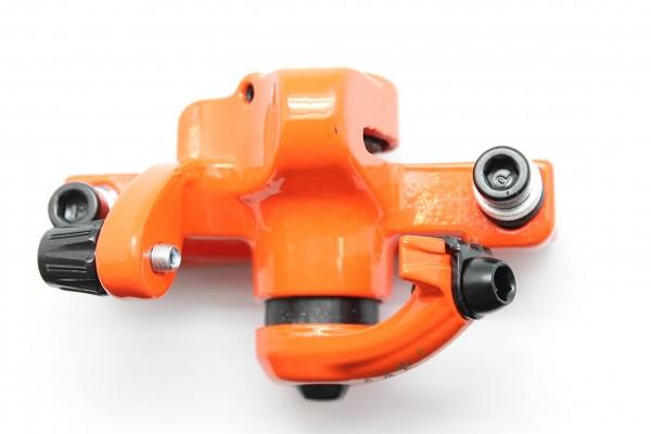 sprinter2 - Bremssattel mit Bremsbelegen, orange