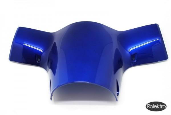 Trike25 - Verkleidung, Cockpit hinten, blau lackiert