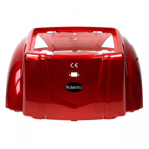 Trike25V3 - Verkleidung hinten, rot