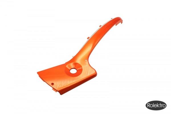 BT200/City20/45/V2 - Verkleidung : Hinten unterteil rechts, silber/orange