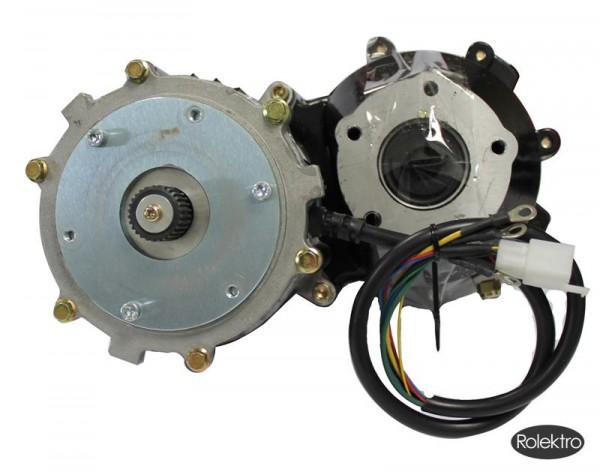 Trike25 - Motor, 48V / 600W mit Getriebe