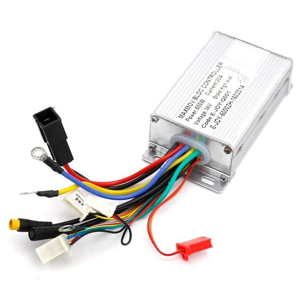 Joy20 - Steuerelektronik 36V, Controller für Joy20 mit Blei Akku