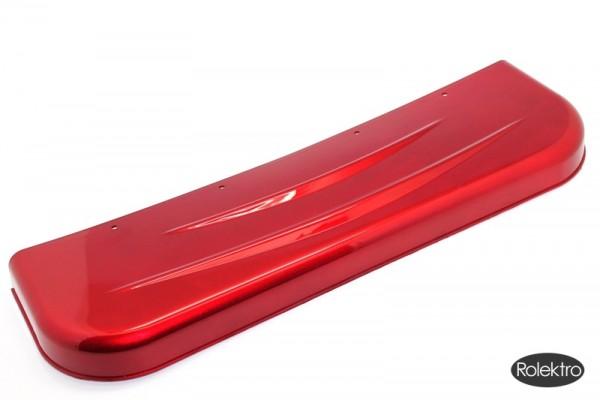 Trike25 - Verkleidung, hinterm Sitz, rot lackiert